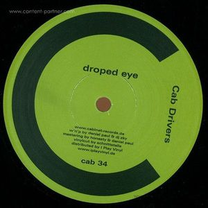 cab drivers - droped eye