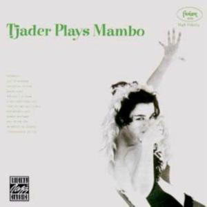 cal tjader - tjader plays mambo  (f-3221)