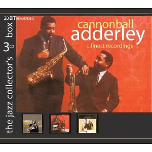 cannonball adderley - finest recordings