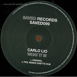 carlo lio - Presets / Game Planwhat it is