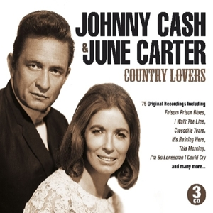 cash,johnny & carter,june - country lovers
