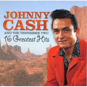 cash,johnny &tennessee two,the - 16 greatest hits