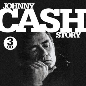 cash,johnny - johnny cash story