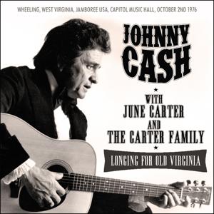 cash,johnny - longing for old virgina