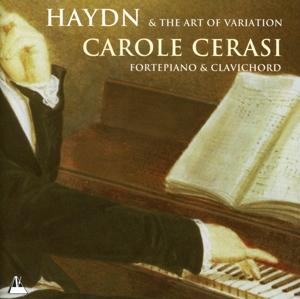 cerasi,carole - haydn und die kunst der variation