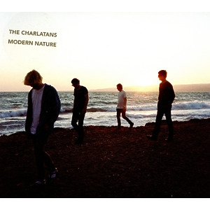 charlatans,the - modern nature (deluxe edition 2cd)