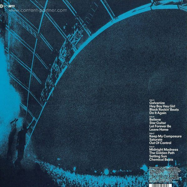 chemical brothers - brotherhood (finally repressed!) (Back)