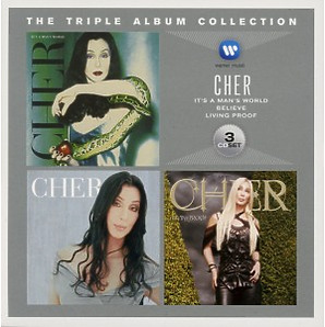 cher - the triple album collection