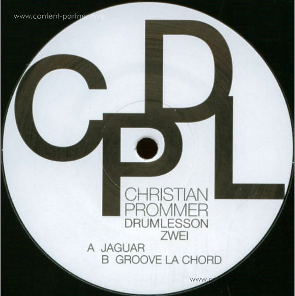 christian prommer - jaguar - groove la chord