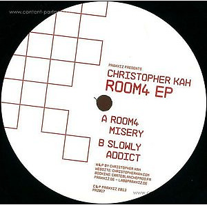 christopher kah - room4 ep