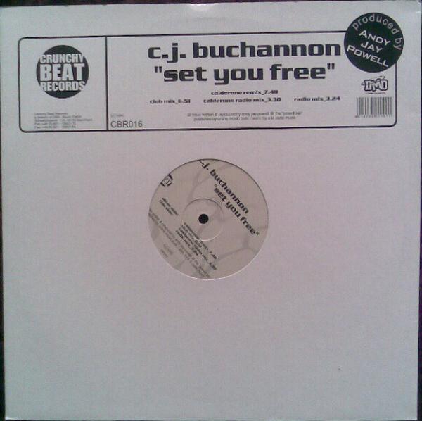 c.j. buchannon - set you free