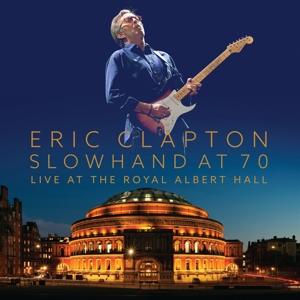 clapton,eric - slowhand at 70-live at the royal albert