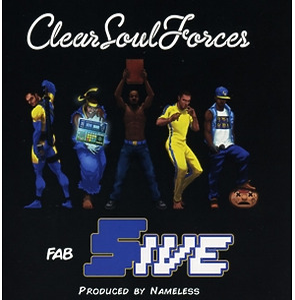 clear soul forces - fab five