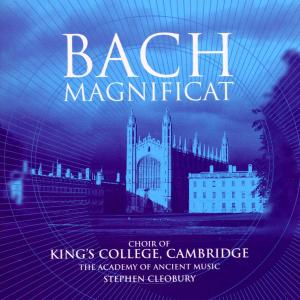 cleobury/bostidge/king's collele - magnificat & motetten/chor?ge