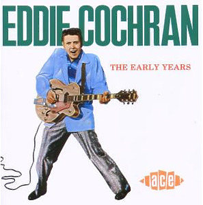 cochran,eddie - early years