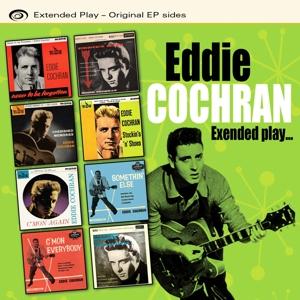 cochran,eddie - extended play...original ep sides