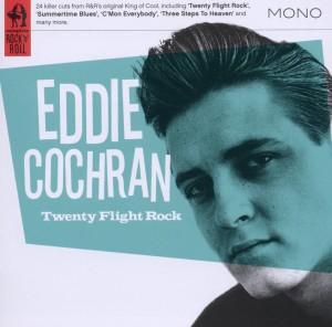 cochran,eddie - twenty flight rock