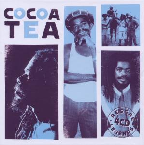 cocoa tea - reggae legends (box set)