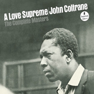 coltrane,john - a love supreme: the complete masters