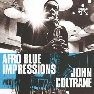 coltrane,john - afro blue impressions (remastered & expa