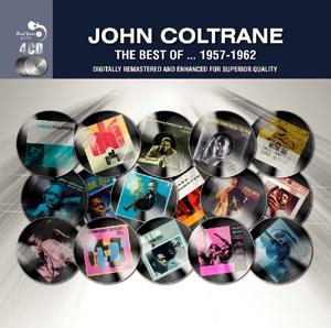 coltrane,john - best of 1957-1962