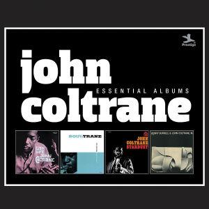 coltrane,john - essential albums: lush life/soultrane/st