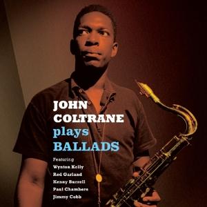 coltrane,john - plays ballads
