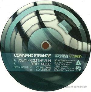 command strange - dirty music