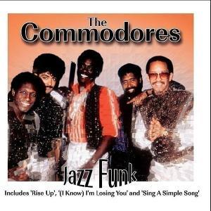 commodores - jazz funk