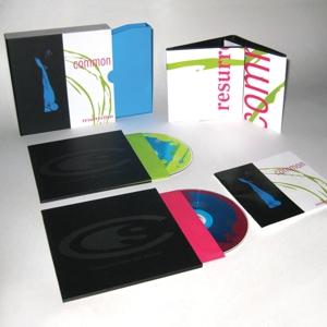 common - resurrection (deluxe edition box)
