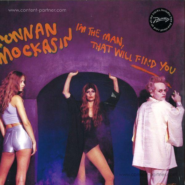 connan mockasin - i'm the man
