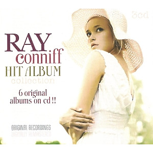 conniff,ray - hit album collection