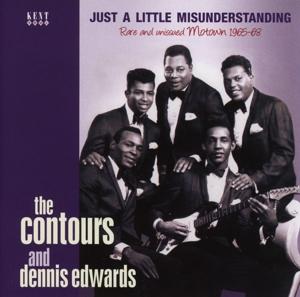 contours & dennis edwards - rare and unissued motown 1965-68