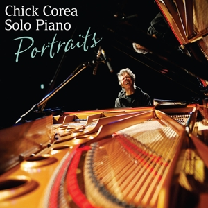 corea,chick - solo piano portraits