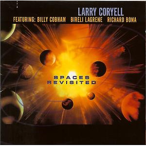 coryell,larry - spaces revisited