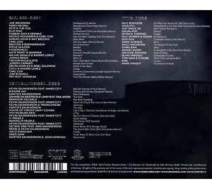 cox,carl/saunderson,kevin/mync/+ - space ibiza 2014-25th anniversary (Back)