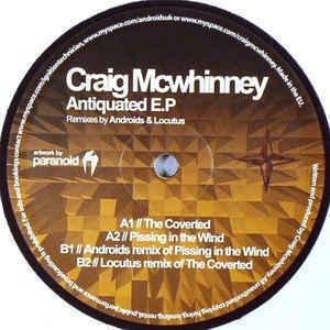 craig mcwhinney - antiquated ep