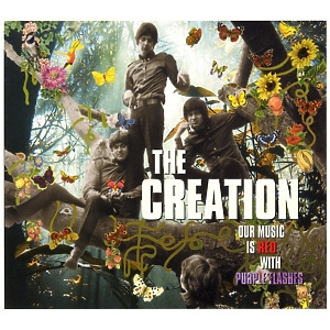 creation,the - our music is red with purple flashes (mi