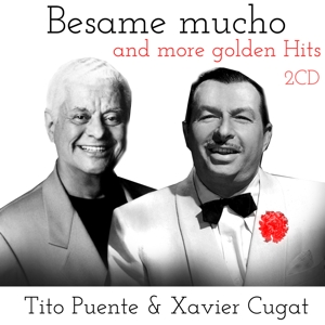 cugat,xavier & puente,tito - besame mucho and more golden hits