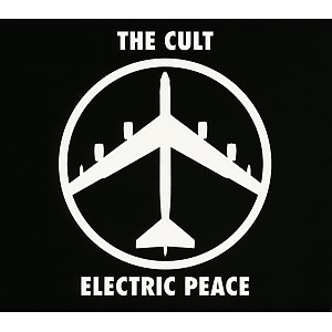 cult,the - electric peace