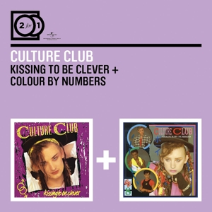culture club - 2 for 1: kissing to be clever/colour by
