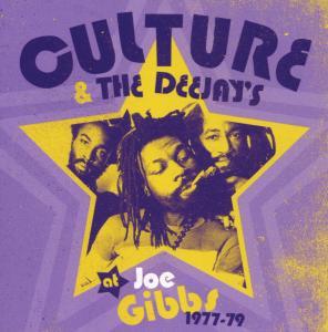 culture - culture & the deejays at joe gibbs