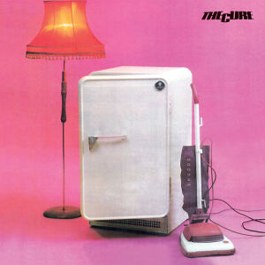 cure,the - three imaginary boys (deluxe edition) (j