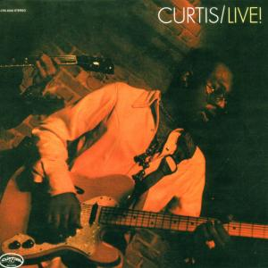 curtis mayfield - curtis live