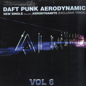 daft punk - Aerodynamic / Aerodynamite