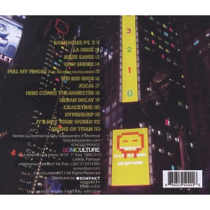 dalessandro,billy - cracktime (Back)