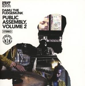 damu the fudgemunk - public assembly 2