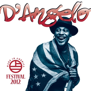 d'angelo - made in america festival (2012)