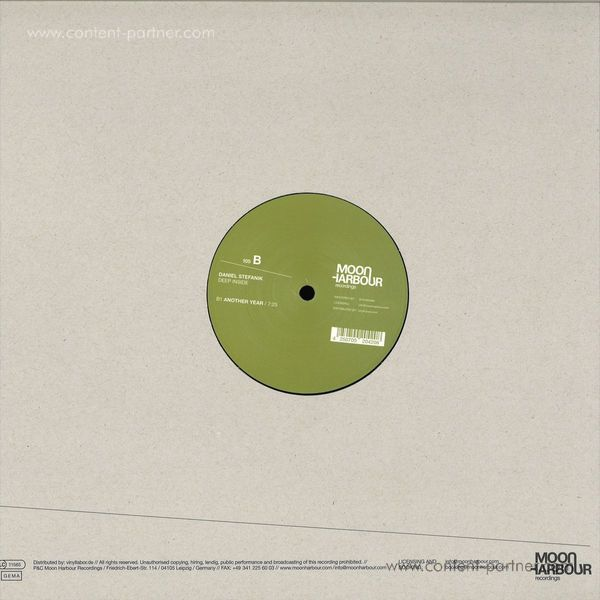 daniel stefanik - deep inside (Back)
