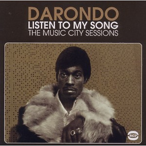 darondo - listen to my song-music city sessions